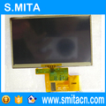 5inch LCD display LMS500HF05 LCD Display +Touch Screen replacement For TOMTOM