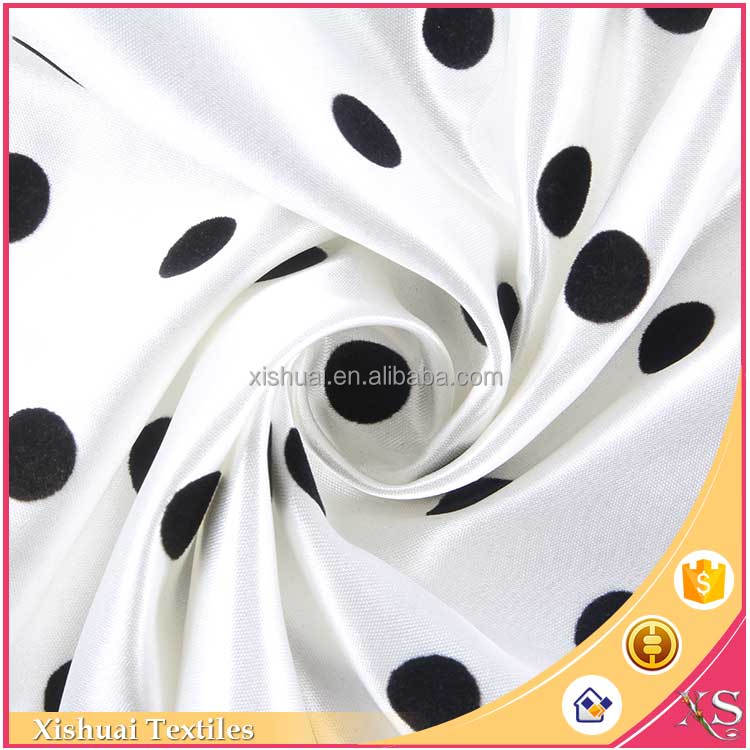Best selling Luxury Classical For clothing polyester fabric for dress material