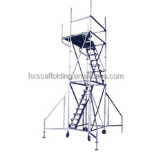 Manufacturing best prices Q235 Frame Scaffolding System steel pipe pricing in Dubai