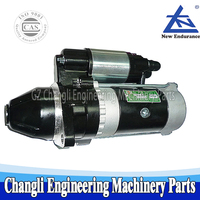 Xinchai Spare Parts 24v Starter Motor For Xinchai Engine 495BPG A495 498BPG (495B-51000)