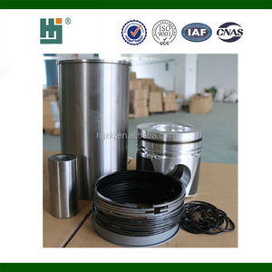 high quality loader parts engine parts cylinder liner piston kit for STR/DEUTZ/YUCHAI/SDEC