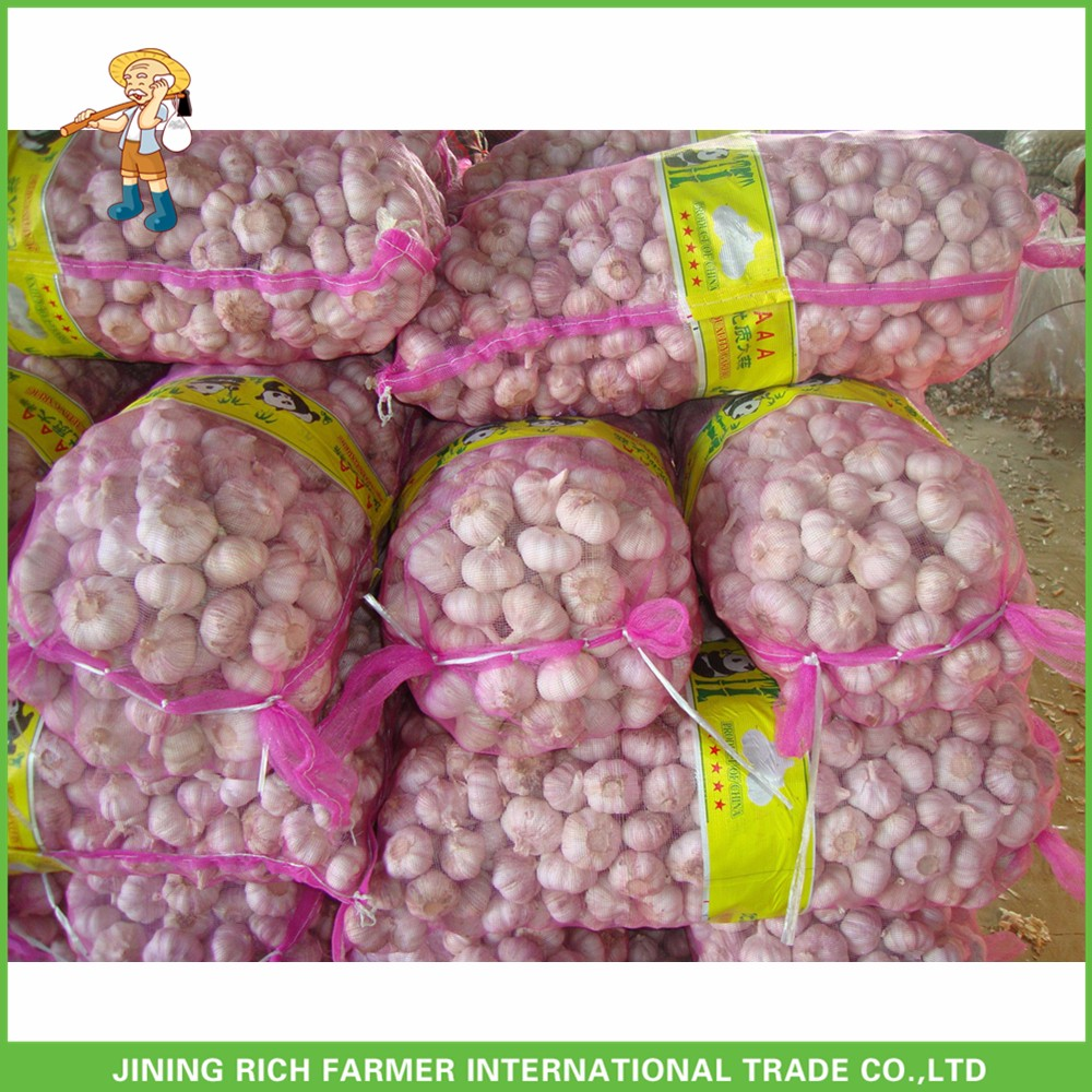 Hot Sale Jinxiang Fresh Red Garlic High Quality Cheapest Price 5.0CM
