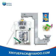 High Accuracy Automatic Granule Packing Machine Chips Packing Machine With Computer Weigher