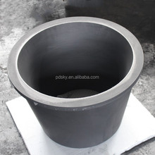SUPPLY high temperature Refractory Melting gold Graphite Crucibles /graphite melting pot/crucibles for melting platinum