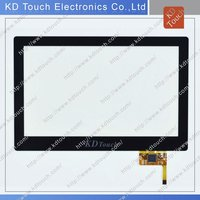 customized 4 inch USB capacitive touch screen panel