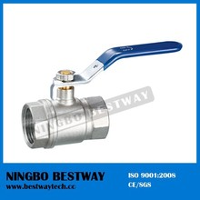 High Quality Brass ss316 Ball Valve with handles