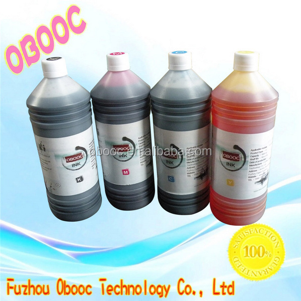 High quality Waterproof Plastisol Printer Ink for Epson/brother/hp Desktop And Inkjet Printer