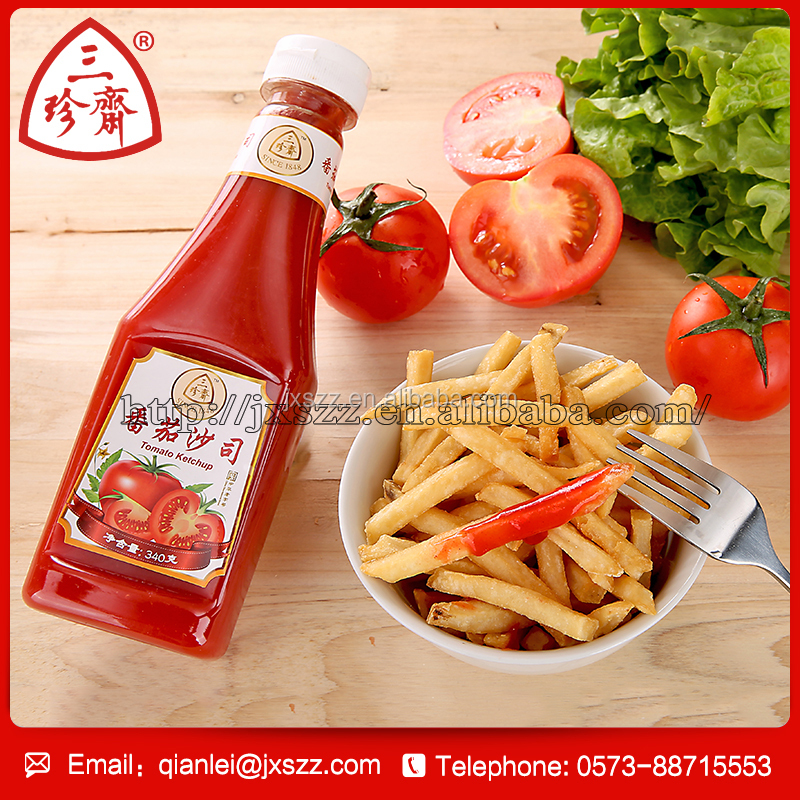 Factory Supplier tomato sauce brand names