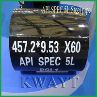 ASTM API 5L carbon steel pipe for natural gas and oil