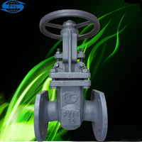 Casting zero leakage gost industrial gate valve used in water pump