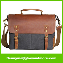 Messenger Satchel bag for men Messenger Bag Leather