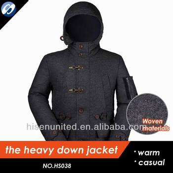 The Wool Jacket for Men