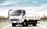 Chinese 3~ 5 ton FAW mini truck 4x4 and 4x2 diesel light cargo truck
