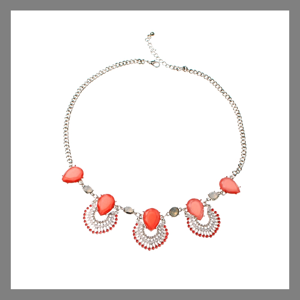 fashion style national necklace for lady