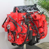 diesel foton ISF3.8 ISF 4 cylinder engine assembly 3.8s3168 engine assy for truck