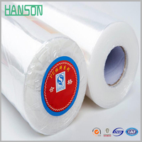Folding Plastic Sheet PVC Rigid Film 0.5mm Thick of Low Price