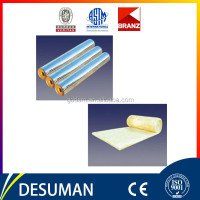 New design soundproof panels for wall with CE certificate excellent heat insulation glass wool felt