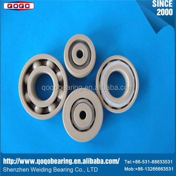 China wholesaler high-precision bearing ceramic ball bearing and fork lift bearing