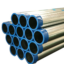 BS1387 Class A B C Galvanized Steel Pipes g i Pipe from Tianjin Youfa Factory Directly