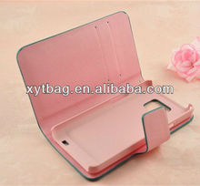 High quality leather pu galaxy s2 case t989
