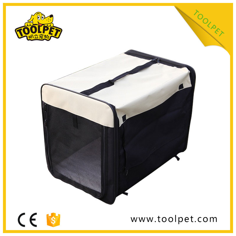 Elegant shape dog carriers for air travel
