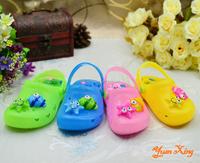China Wholesale Child Clogs Shoes PVC Children Clog