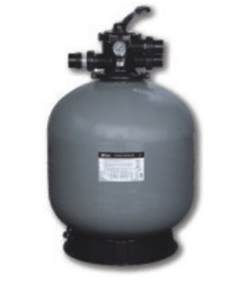 Professional V series sand filter for swimming pool
