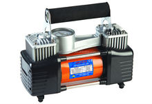 Hot 12v heavy duty air compressor of double cylinder