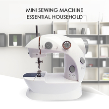 Top quality home use sewing machine spare parts SM-202 with drawer