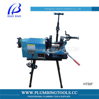 HT 50F Hydraulic Threading Rolling Machine for Pipe Threading