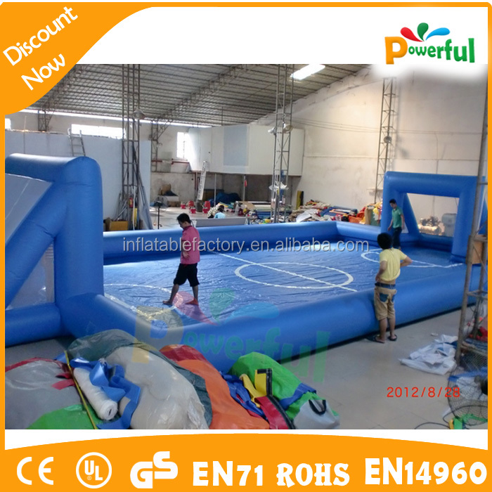 inflatable football pitch,inflatable football <strong>game</strong>,inflatable soap soccer field
