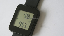 The best seller!3D sensor Multifunction pedometer with memory
