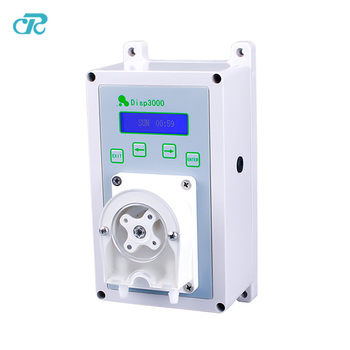 32 does timer function Cased Battery Powered Peristaltic Pumps