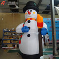 Indoor Christmas Decor Inflatable Snowman for Sale