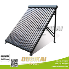 Solar Water Heater Collector With Heat Pipe