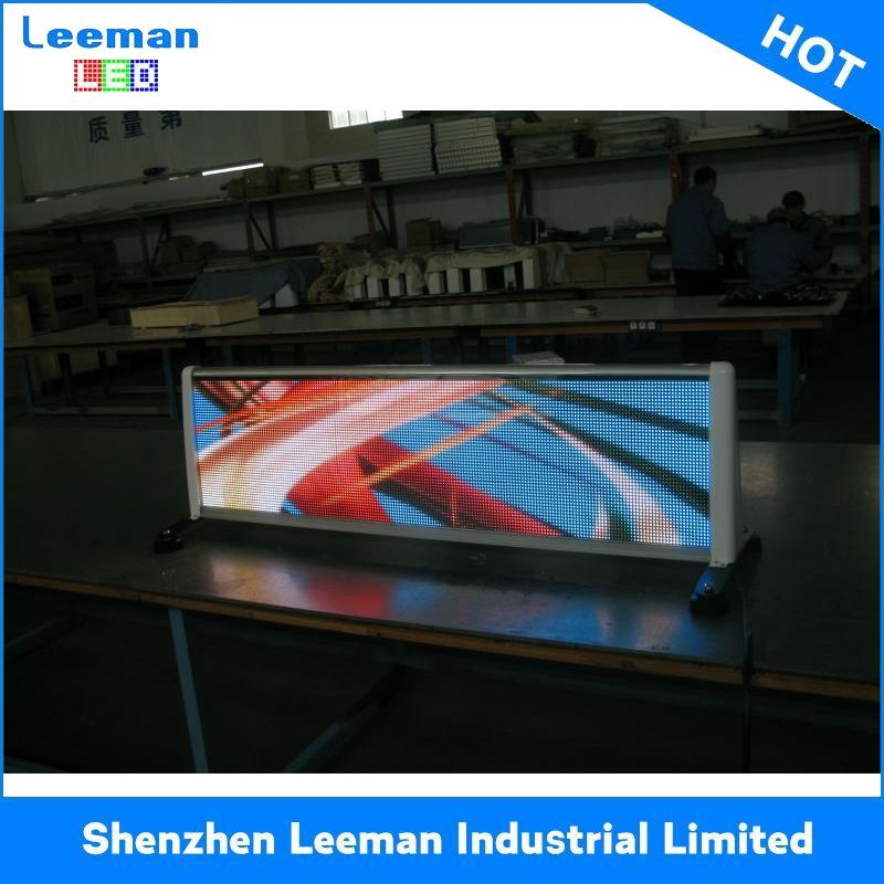 hd outdoor led screen for advertising car neon underglow