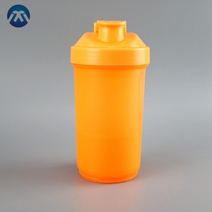 600ml BPA Free Best Plastic Joyshaker Protein Bottle With Ball