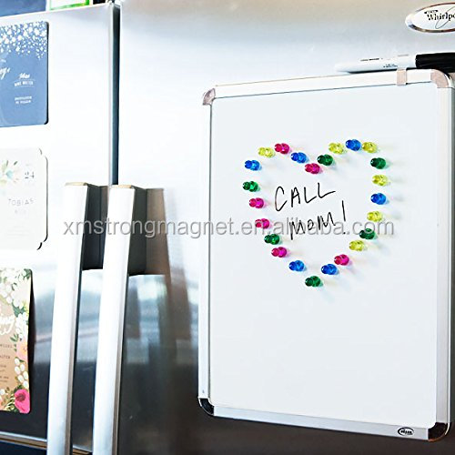 2016 hot sale magnetic whiteboard magnet Push Pin for school and office