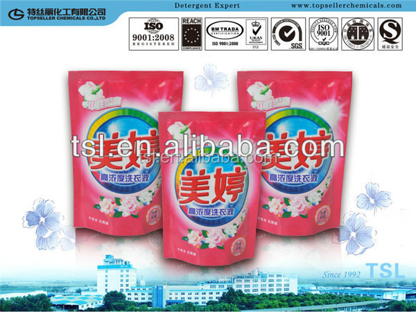 Clean Product chemical for liquid industrial washing detergent powder