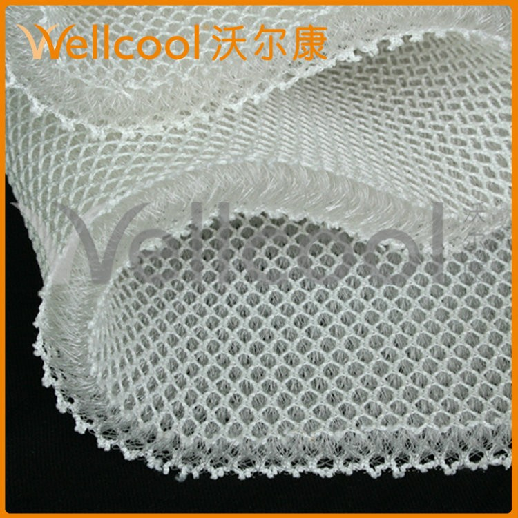 10mm thick polyester 3D spacer mesh fabric for mattress