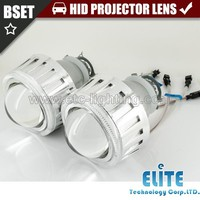 2.8HQT plastic HID angel eyes xenon projector driving lights
