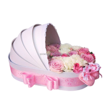 Cradle baby flower gift box to make your life more colorful