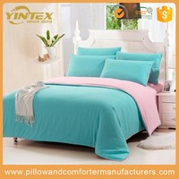 Hotel Bedding Set 100% Cotton Cushion Cover and Hotel Bed Runners