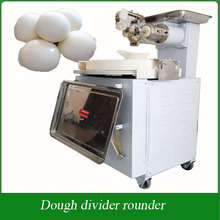 CY automatic pizza dough divider rounder/pizza dough rolling machine/dough ball making machine 60-140g/pcs