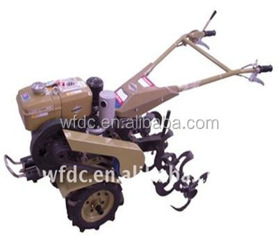 10hp diesel engine power tiller made in China,tractor for farm