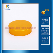 38/400 Accept Custom Order And Screw Cap Type Round Aluminum Cap