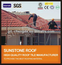 zinc for house stone coated roofing sheet