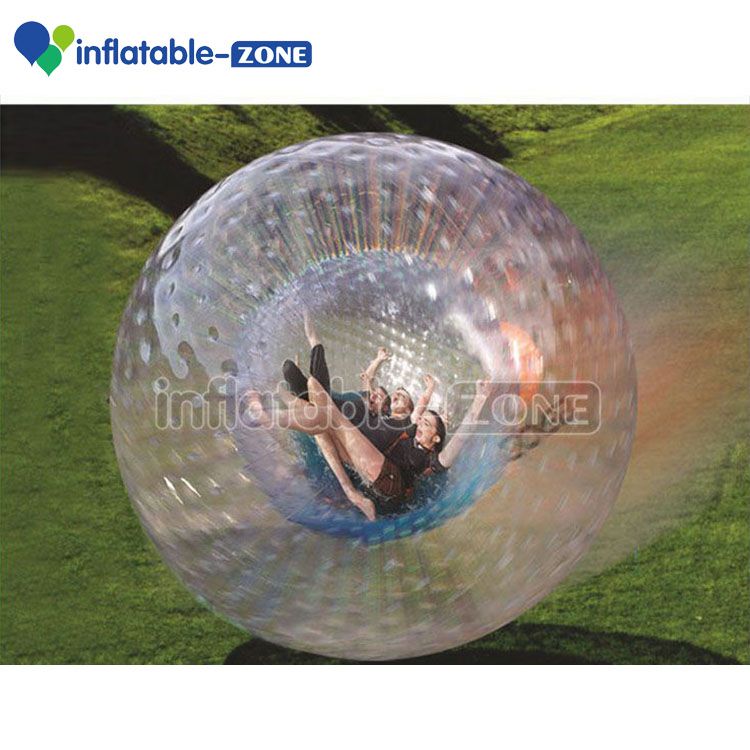 Inflatable human inside roll <strong>ball</strong>, Cheap inflatable zorbing <strong>ball</strong> price for sale