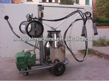 factory price best quality efficiency portable single electric cow milking machine price