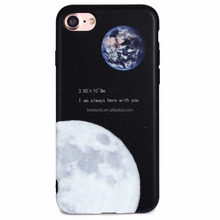 For iphone 7 case , Fancy Planet Design IMD Soft TPU Case for iPhone 7 4.7 inch